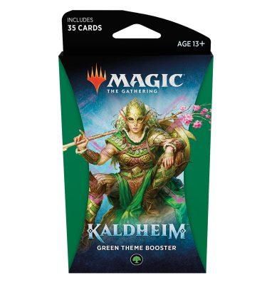 Kaldheim Theme Booster (Green) - MTG - La Caverna de Voltir