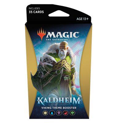 Kaldheim Theme Booster (Viking) - MTG - La Caverna de Voltir