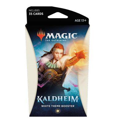 Kaldheim Theme Booster (White) - MTG - La Caverna de Voltir