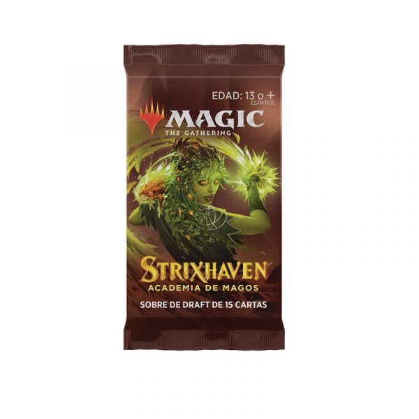 Strixhaven: Academia de Magos- Sobre Draft - Magic the Gathering - La Caverna de Voltir