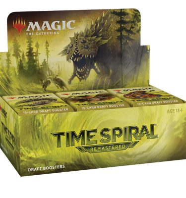 Time Spiral Remastered - Caja 36 Sobres - MTG - (inglés) - La Caverna de Voltir