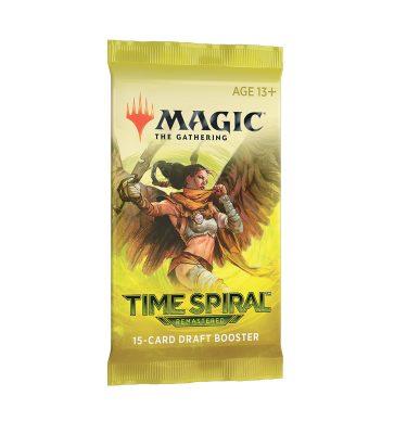 Time Spiral Remastered -Sobre MTG La Caverna de Volti