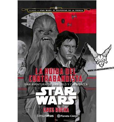 star wars la huida del contrabandista