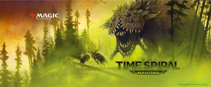 Espiral del Tiempo Remasterizada - Magic the Gathering - La Caverna de Voltir
