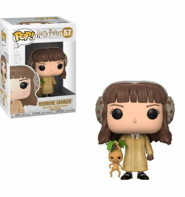 Harry Potter Pop! Hermione Granger (Herbology) - La Caverna de Voltir- Funko pop!