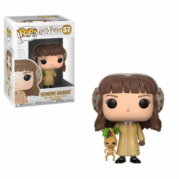 Harry Potter Pop! Hermione Granger (Herbology) - La Caverna de Voltir- Funko pop!