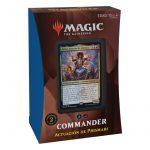 Mazo Actuación de Prismari Commander Strixhaven - Magic the gathering - La Caverna de Voltir