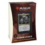 Mazo Proclama de Plumargéntum Commander Strixhaven - Magic the Gathering - La Caverna de Voltir