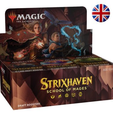 Strixhaven Academia de Magos- Caja 36 sobres (español) - Magic the Gathering - La Caverna de Voltir
