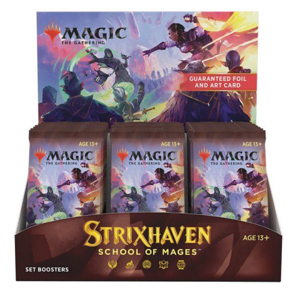 Strixhaven Caja de Edición