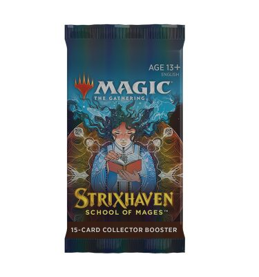 Strixhaven: Academia de Magos Sobre Coleccionista- Magic the Gathering - La Caverna de Voltir