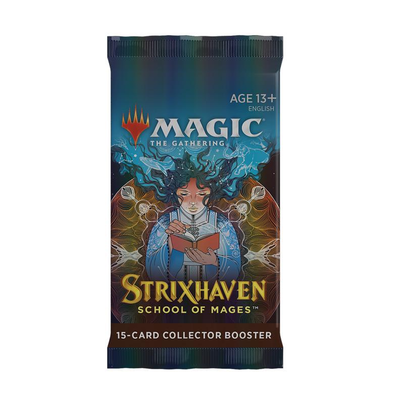 Strixhaven: Academia de Magos Sobre Coleccionista- Magic the Gathering - La Caverna de Voltir