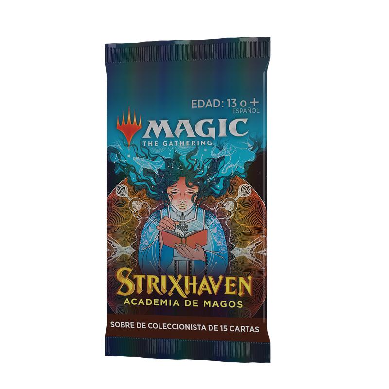 Strixhaven Academia de Magos- Sobre Coleccionista (español) - Magic the Gathering - La Caverna de Voltir