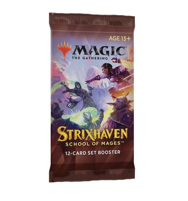 Strixhaven Academia de Magos- Sobre Edición - Magic the Gathering - La Caverna de Voltir