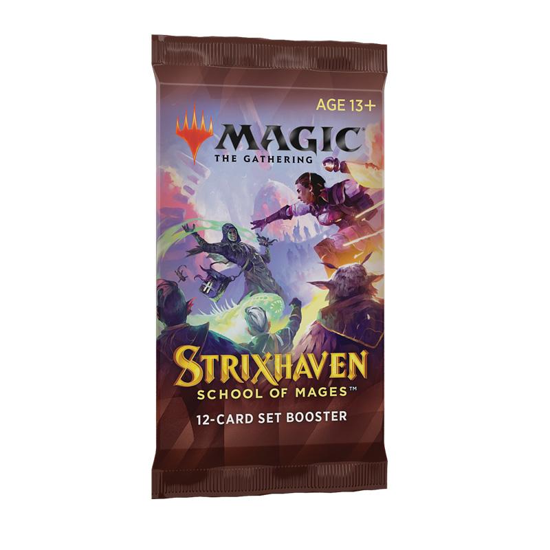 Strixhaven Academia de Magos- Sobre Edición - Magic the Gathering - La Caverna de Voltir