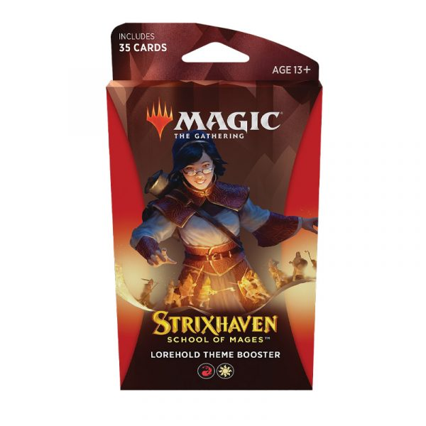 Strixhaven Academia de Magos- Theme Booster (Lorehold) Magic the Gathering - La Caverna de Voltir