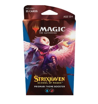Strixhaven Academia de Magos- Theme Booster (Prismari) Magic the Gathering - La Caverna de Voltir