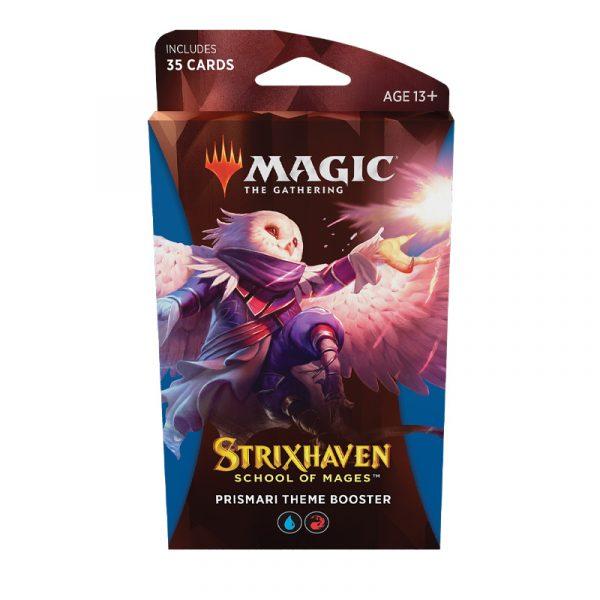 Strixhaven Academia de Magos- Theme Booster (Prismari) Magic the Gathering - La Caverna de Voltir