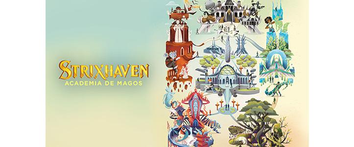 Strixhaven Academia de Magos - La Caverna de Voltir
