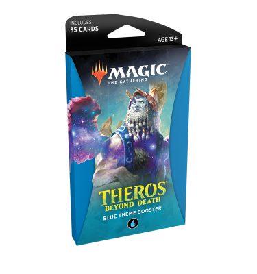 Theros Beyond Death Theme Booster Blue - Magic the Gathering - La Caverna de Voltir