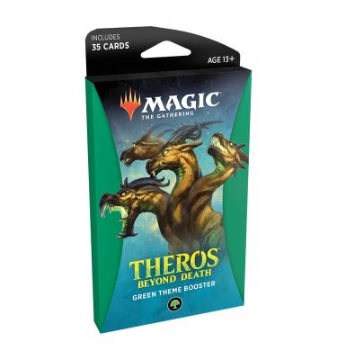 Theros Beyond Death Theme Booster Green - Magic the Gathering - La Caverna de Voltir