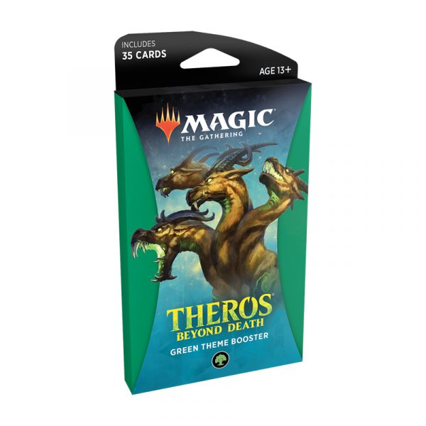 Theros Beyond Death Theme Booster Green - Magic the Gathering - La Caverna de Voltir