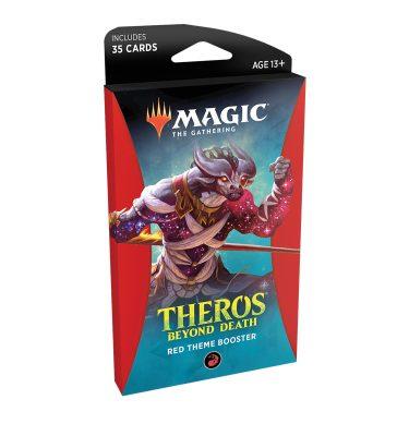 Theros Beyond Death Theme Booster Red - Magic the Gathering - La Caverna de Voltir