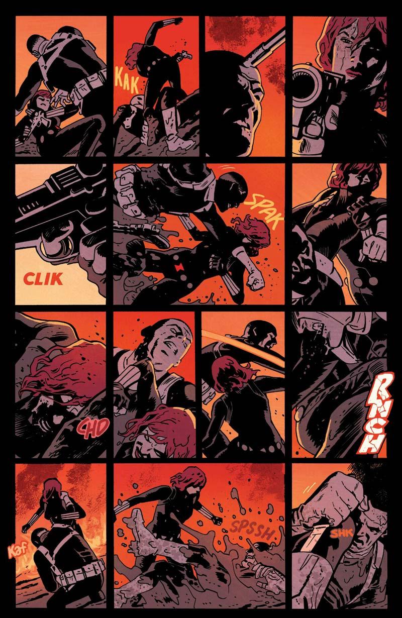 Viuda negra 2 - La Caverna de Voltir