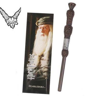 Bolígrafo Varita - Harry Potter - La Caverna de Voltir