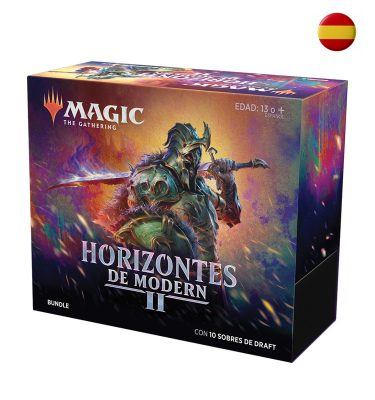 Bundle (esp) Horizontes de Modern 2 - Magic the Gathering