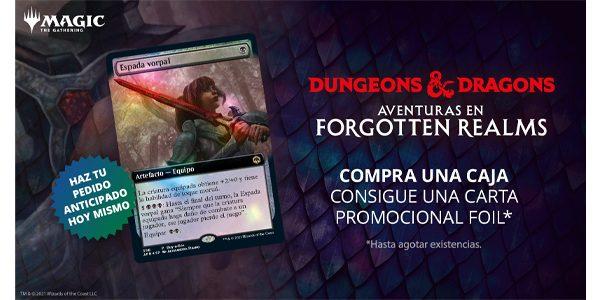 Buy-a-Box de Aventuras en Forgotten Realms
