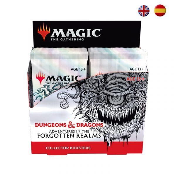 Caja Coleccionista Aventuras en Forgotten Realms - Magic the Gathering - La Caverna de Voltir