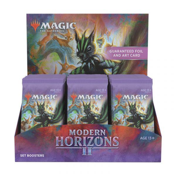Horizontes de Modern – Caja de Edición (30 sobres) - Magic the Gathering - La Caverna de Voltir