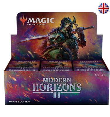 Horizontes de Modern 2 – Caja de Sobres de Draft (36) inglés - Magic the Gathering - La Caverna de Voltir