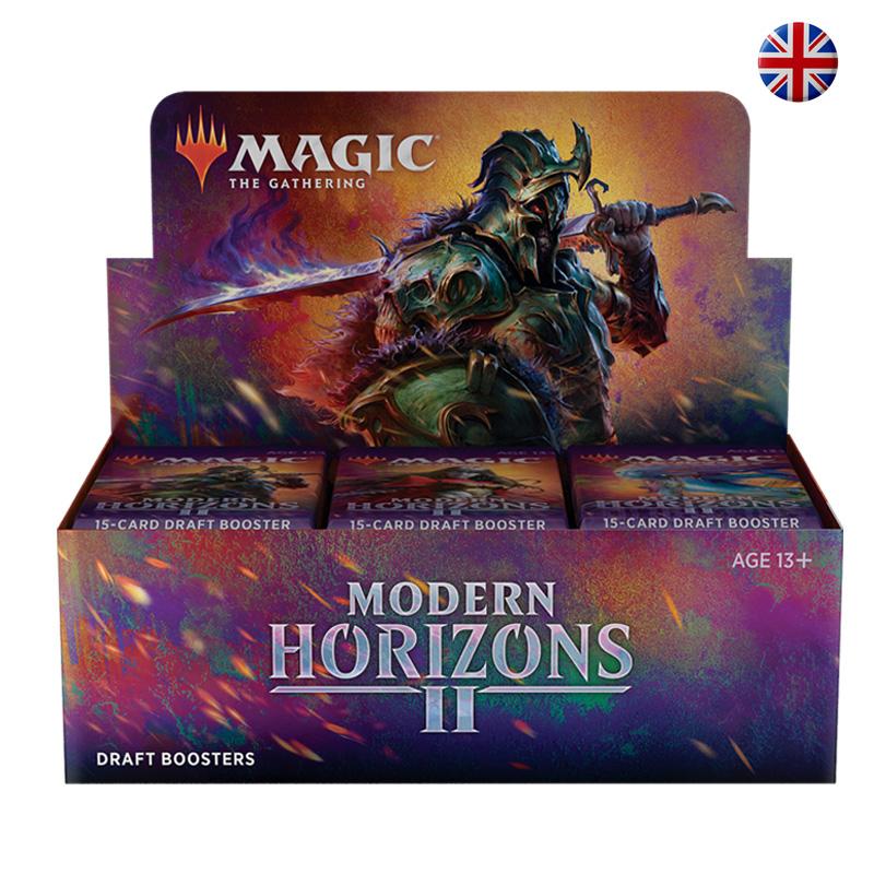 Horizontes de Modern 2 – Caja de Sobres de Draft (36) inglés - Magic the Gathering - La Caverna de Voltir