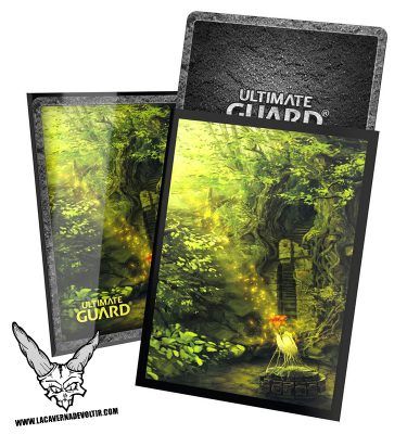 Fundas Lands Edition II Bosque La Caverna de Voltir