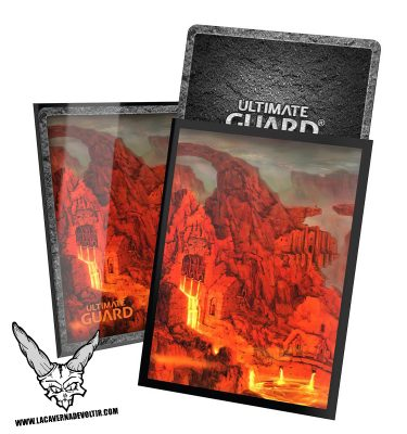 Fundas Lands Edition II Mountain La Caverna de Voltir 2
