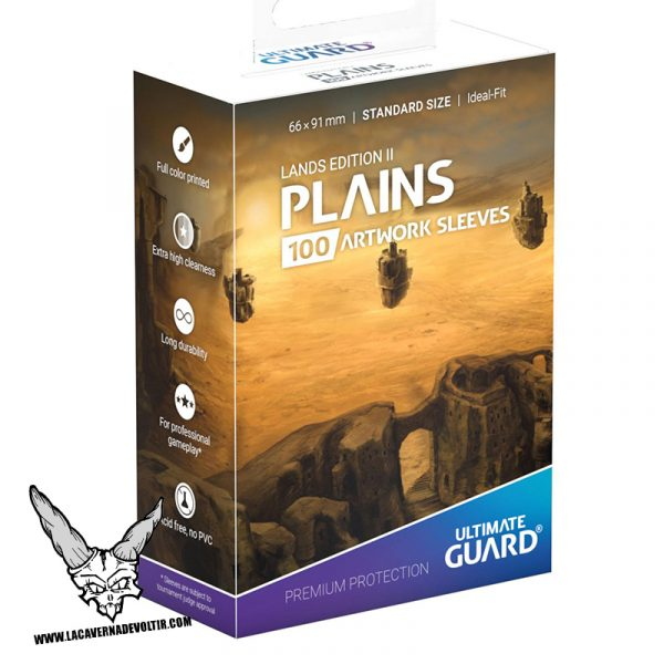 Fundas Lands Edition Llanura II