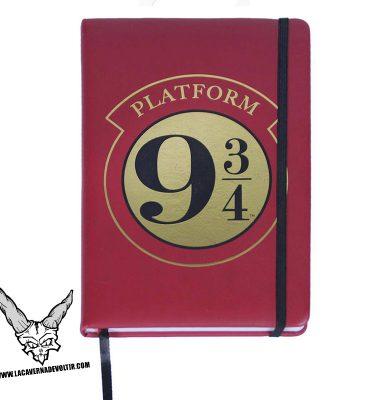 Harry Potter Libreta plataforma La Caverna de Voltir