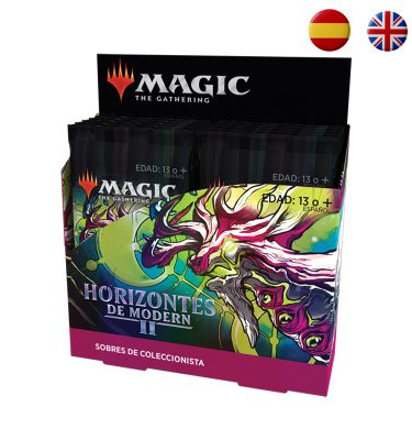 Horizontes de Modern 2 - Caja Colecionista (12) - Magic the Gathering - La Caverna de Voltir