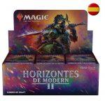 Horizontes de Modern 2 - Caja de Sobres de Draft (36) español - Magic the Gathering - La caverna de Voltir