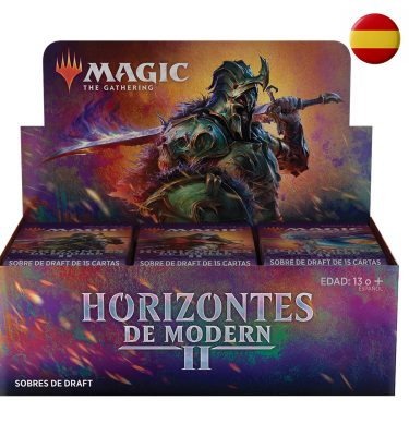 Horizontes de Modern 2 - Caja de Sobres de Draft (36) español - Magic the Gathering - La caverna de Voltir