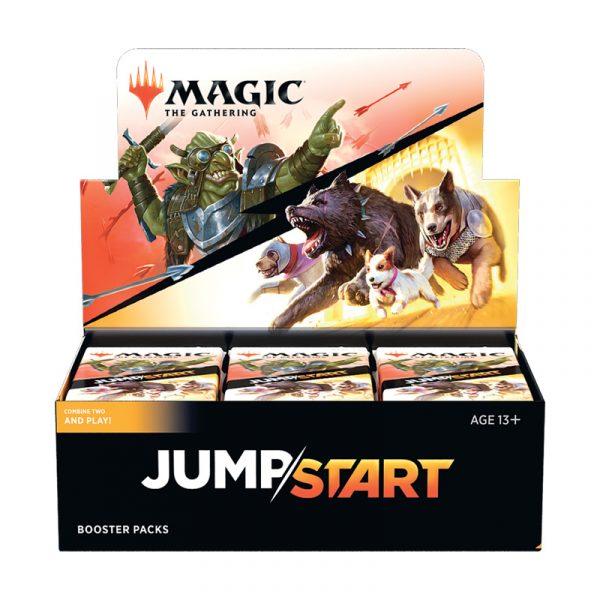 Jumpstart Caja 24 Sobres - Magic the Gathering - La Caverna de Voltir