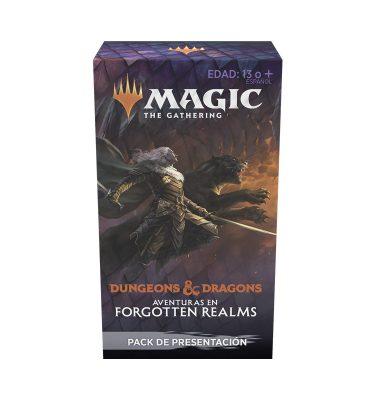 Pack Presentación Aventuras en Forgotten Realms