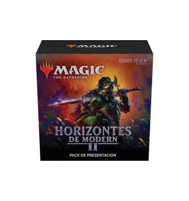 Pack Presentación Horizontes de Modern 2 - Magic the Gathering - La Caverna de Voltir