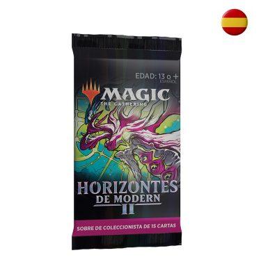Horizontes de Modern 2 – Sobre Coleccionista español- Magic the Gathering - La Caverna de Voltir