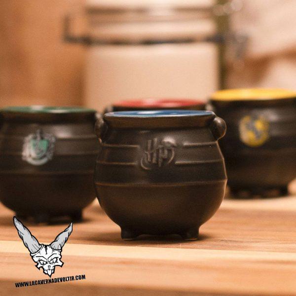 Tazas espresso harry potter la Caverna de Voltir4.