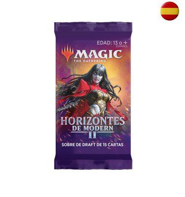 Sobre de Draft Horizontes de Modern español- Magic the Gathering