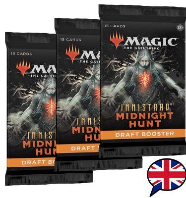 3 sobres draft innistrad midnight hunt