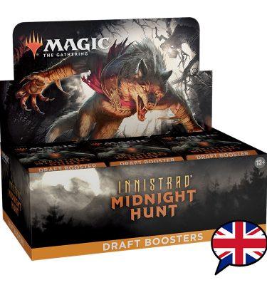 caja sobres draft innistrad midnight hunt